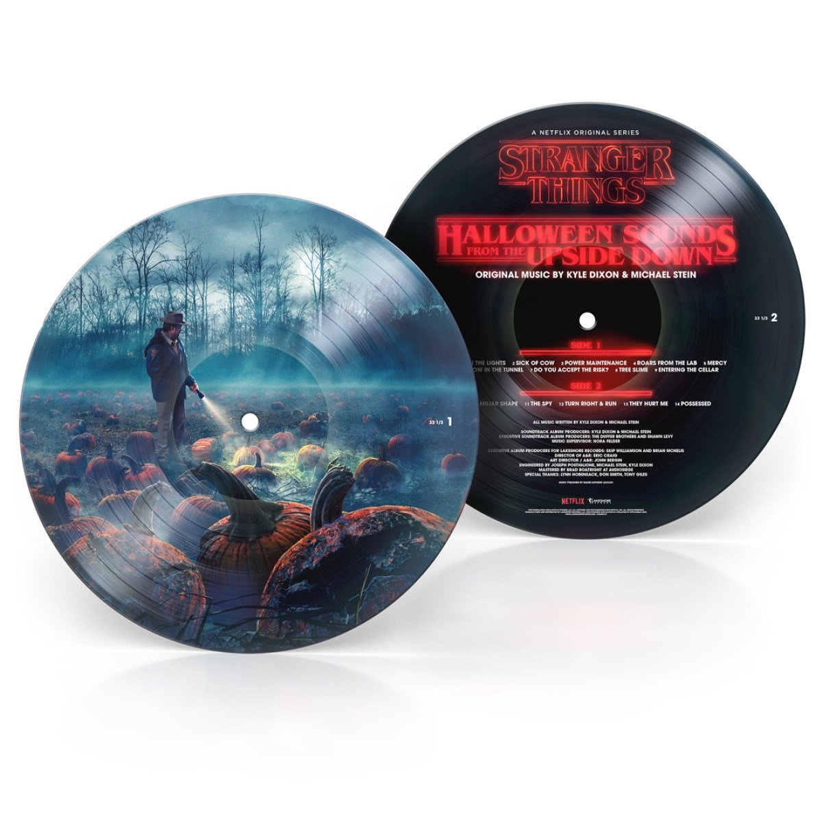 Stranger Things Halloween Sounds Fr (LP) kopen