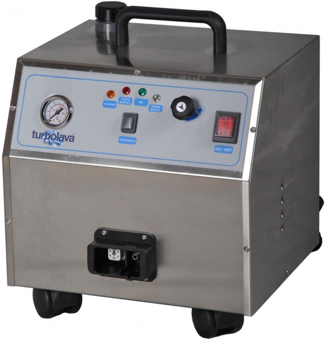 CIMEL Vapor.Net 2800W stoomreiniger met RVS ketel AISI 304 kopen