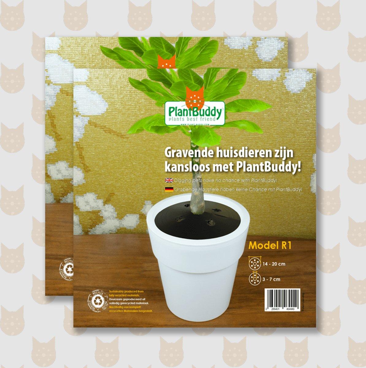 Set van 2 PlantBuddy R1 modellen;  Rond 14 tot 20cm kopen