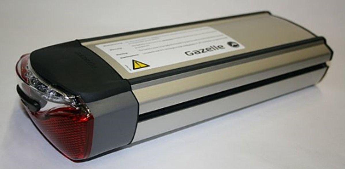 Gazelle accu Li ion Innergy (36v x 9a = 324wh) kopen