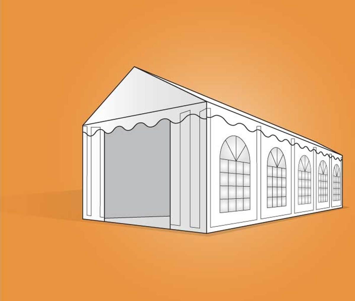 Ambisphere tent 3x10m kopen