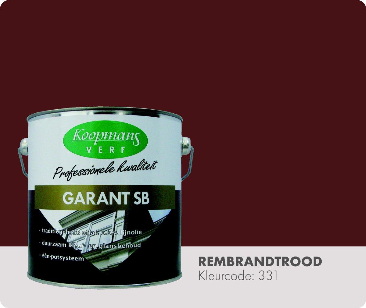 Koopmans Garant SB - Rembrandtrood (331) - 750 ml kopen