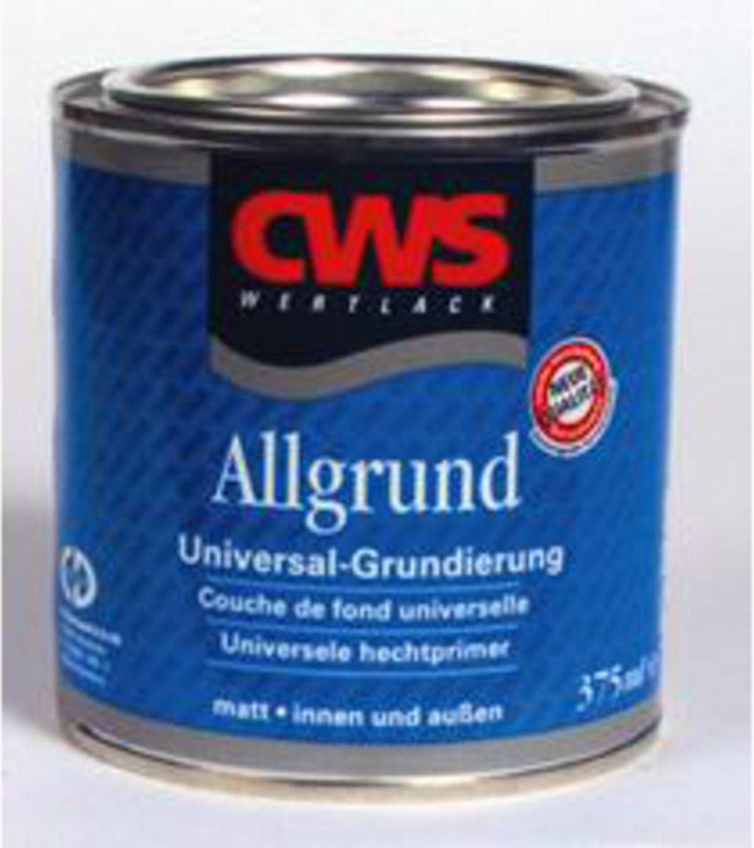 Cws 9005 Allgrund Grondverf - 375 ml kopen