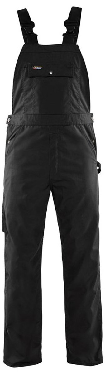 Blåkläder 2610-1800 Bretelbroek Zwart maat 54 kopen