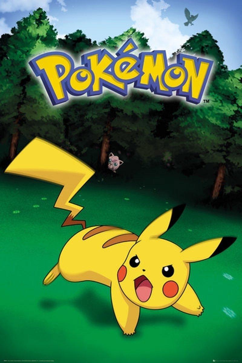 Pokémon Pikachu Catch Maxi Poster kopen