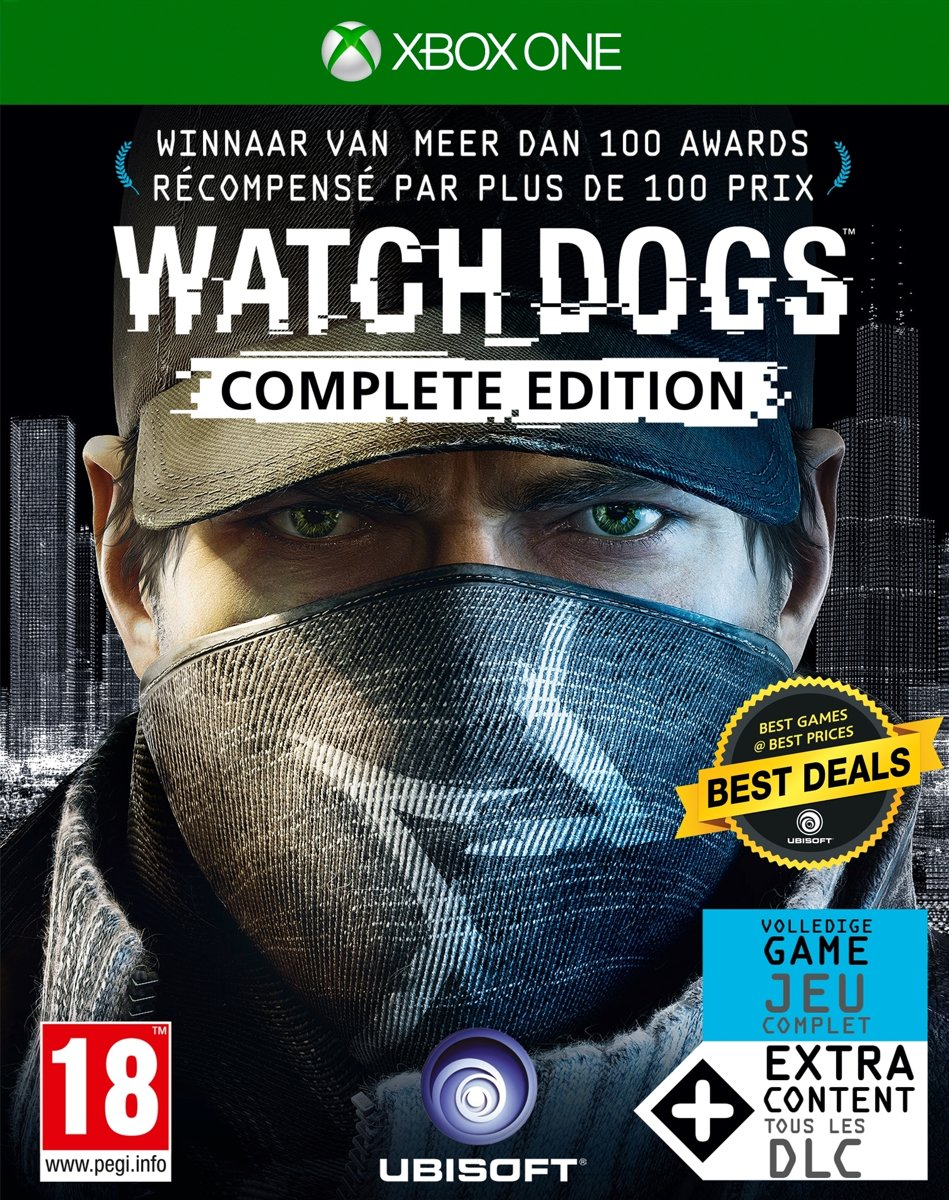 Watch Dogs - Complete Edition Xbox One