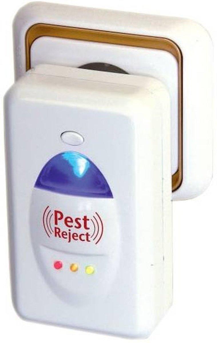 Ongediertebestrijder - Ongediertebestrijding - Pest Reject - Ongedierteverdrijver - Insectenverdrijver - Ongedierte - Ultrasoon kopen
