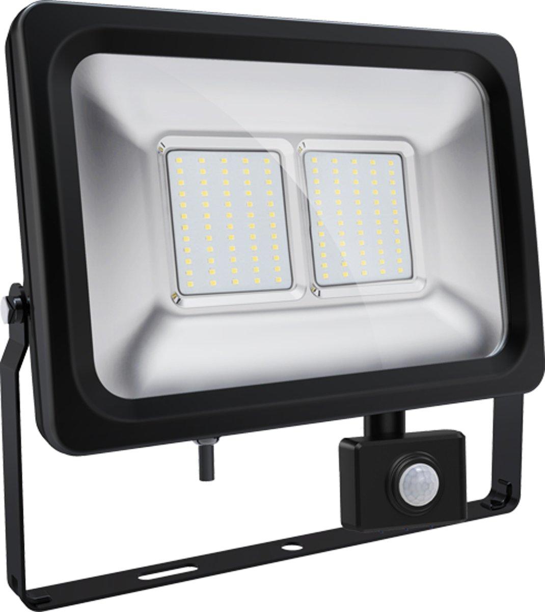 Sensor led bouwlamp 50 Watt warm wit licht kopen