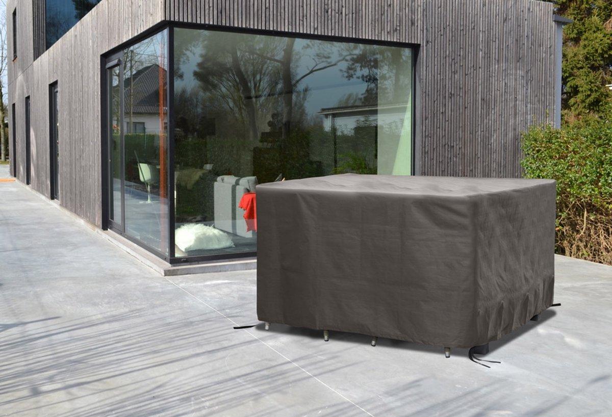 Winza tuinsethoes premium - 165x135x95 cm - Antraciet kopen