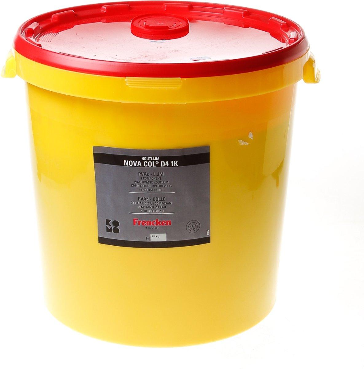 Frencken Houtlijm D4 1-component 25kg kopen