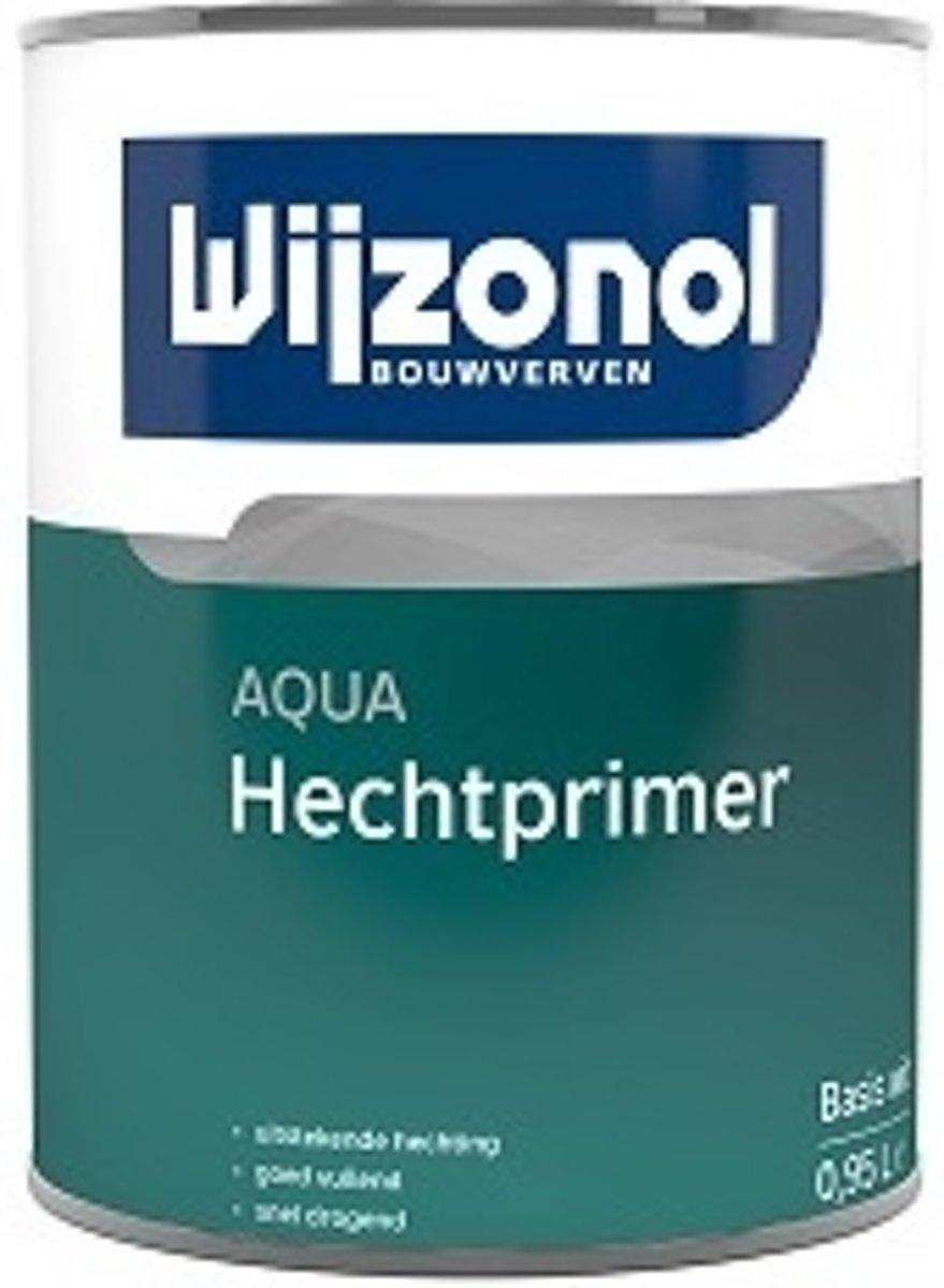 Wijzonol Aqua Hechtprimer RAL9010 Gebroken wit 1 Liter kopen
