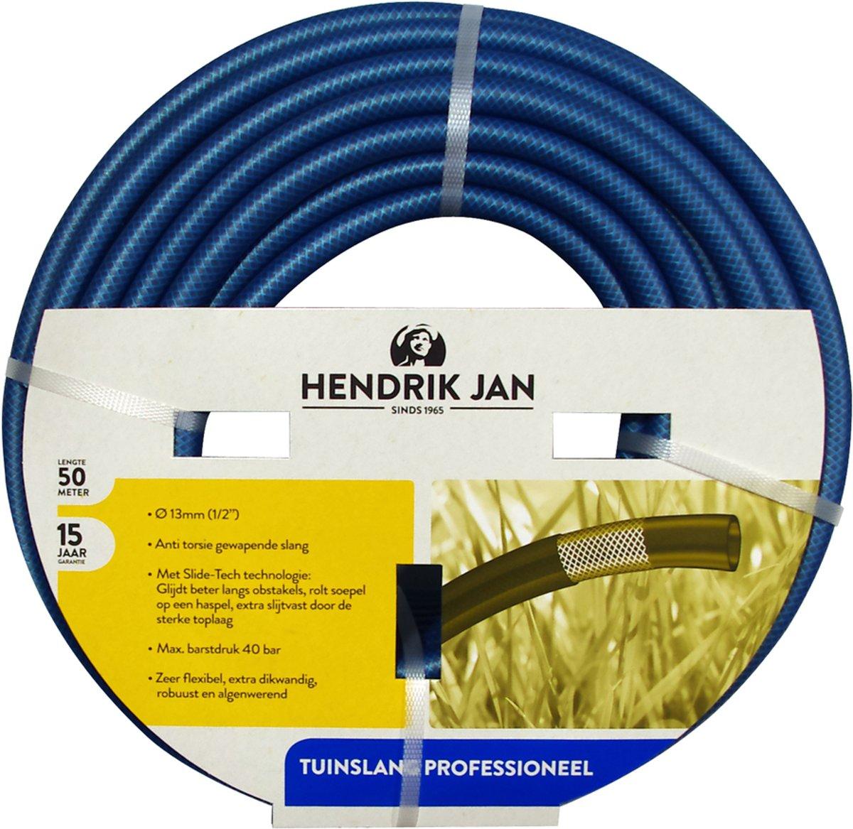 "Hendrik Jan tuinslang professioneel 13 mm (1/2"") 50 m kopen"