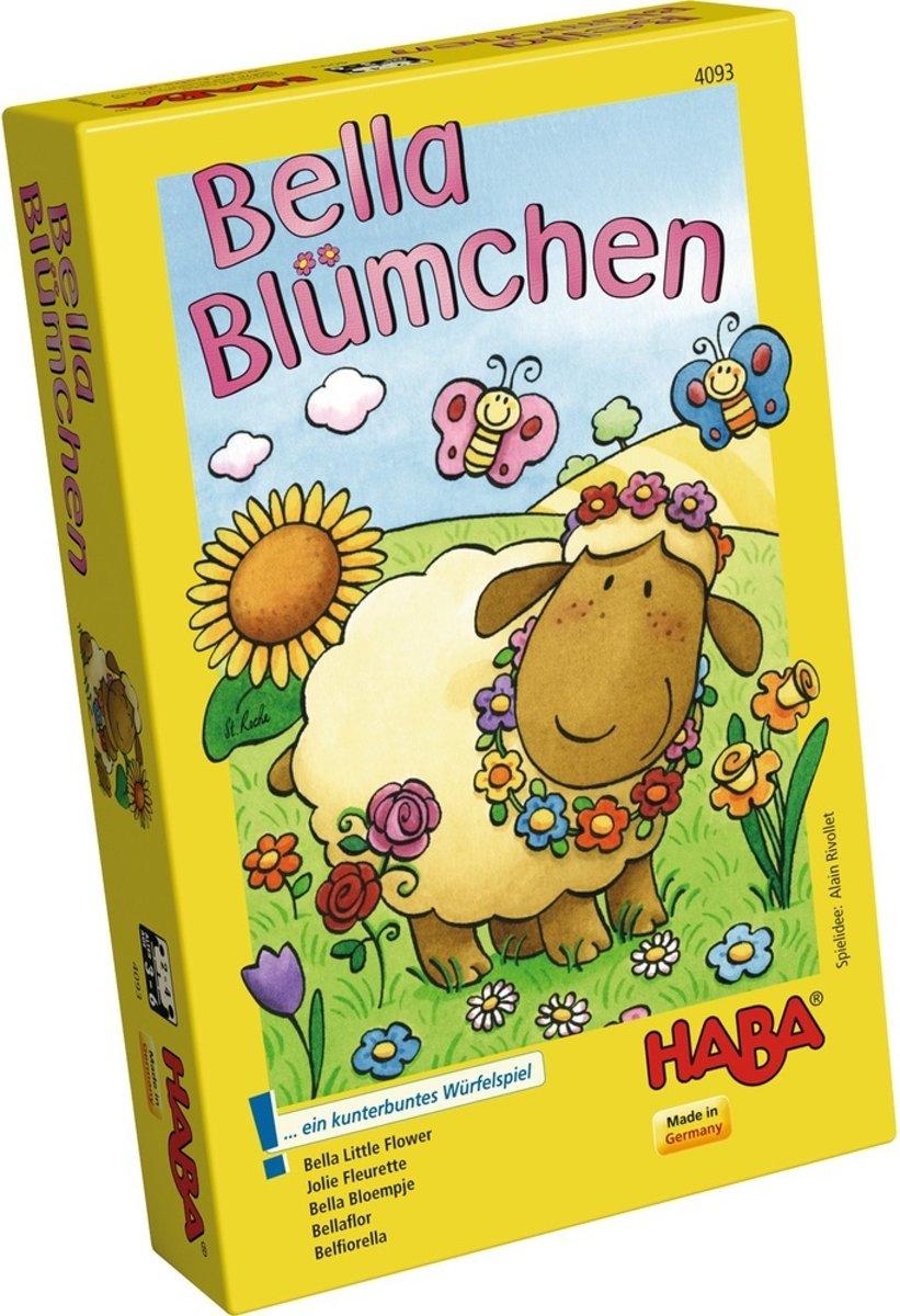 Bella Bloempje - Spel (Duitse verpakking met Nederlandse handleiding) kopen