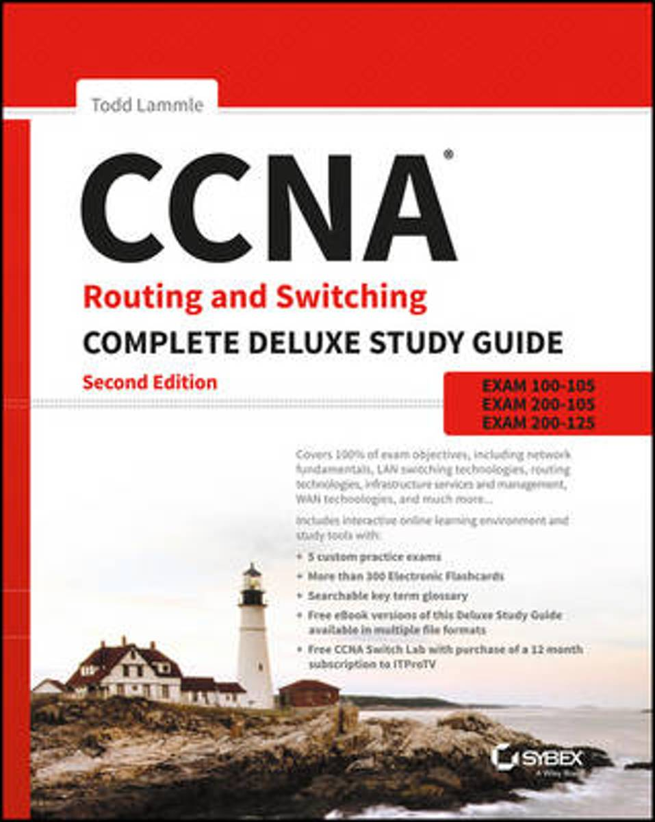 bol.com   CCNA Routing and Switching Complete Deluxe Study Guide, Todd  Lammle   9781119288312  .