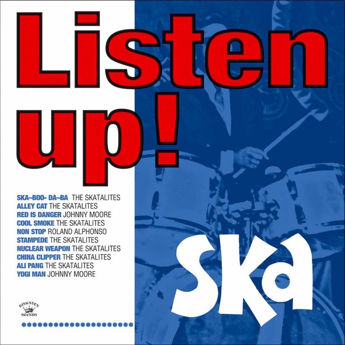 Listen Up! Ska kopen