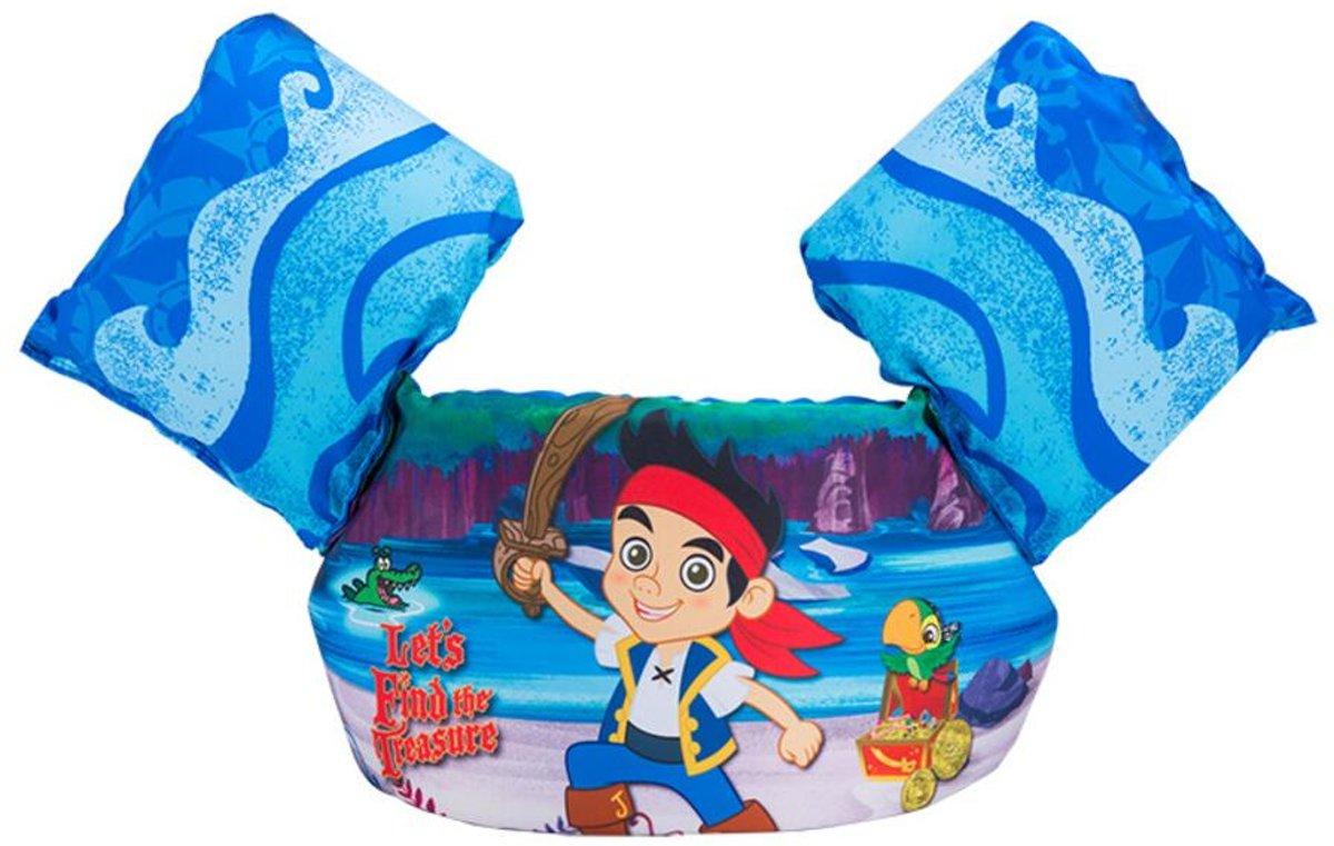 Zwemvest - Piraat Design - One Size - Kind - 14-30 KG - 3-7 Jaar