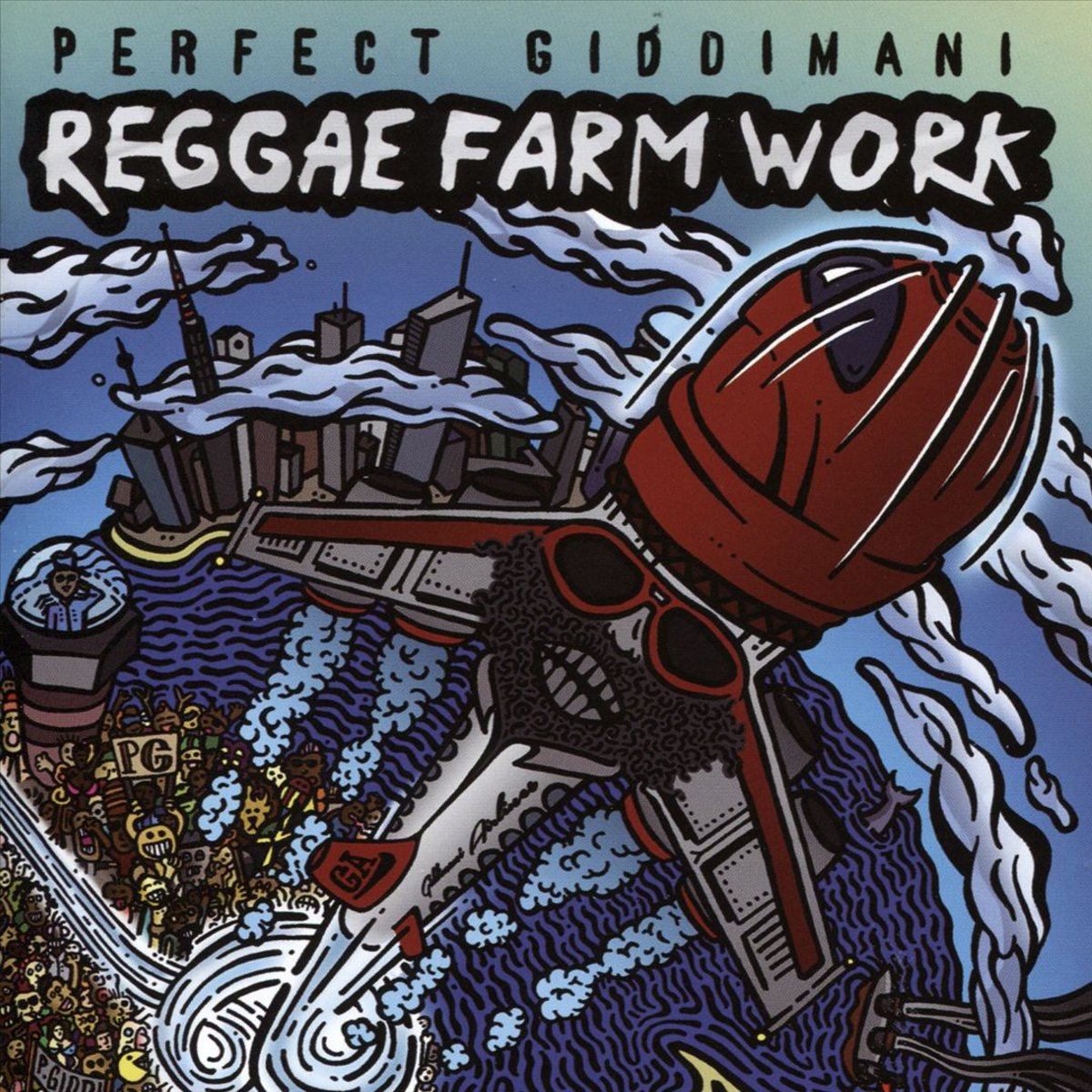 Reggae Farm Work kopen