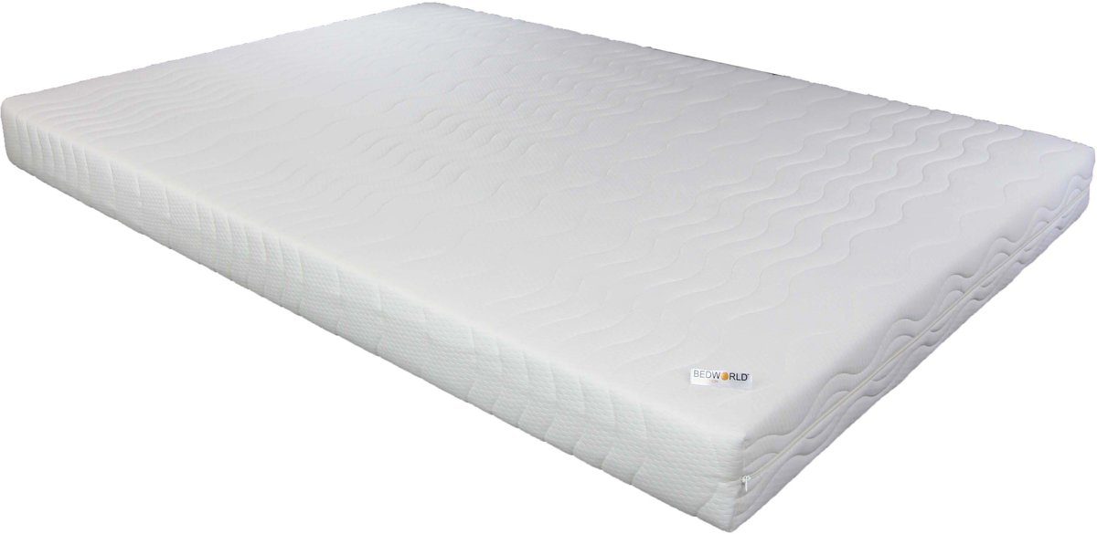 Bedworld - Matras - Koudschuim - 160x200 - 16 cm matrasdikte Medium ligcomfort
