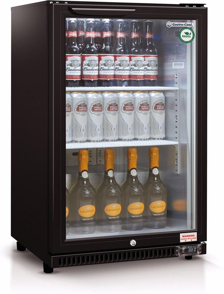 GastroCool GCUC 101 HDB - Barmodel koelkast kopen