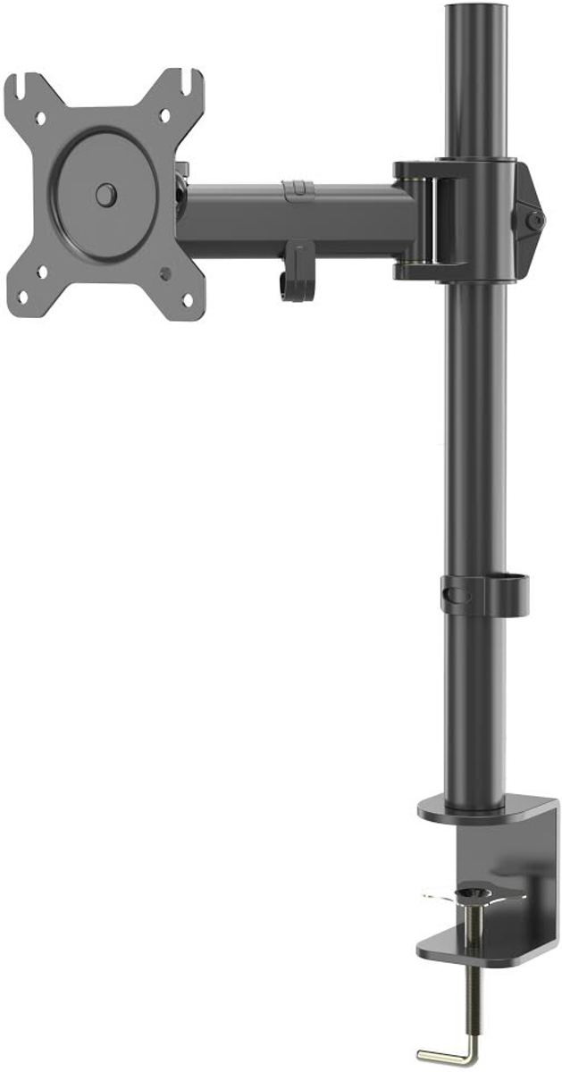 """VIISAN -  HF27DB Monitor bureaustandbevestiging standhouder beugel draaibare tilt voor beeldscherm 13 """"tot 27"""" inch met VESA 75/100 kopen"""