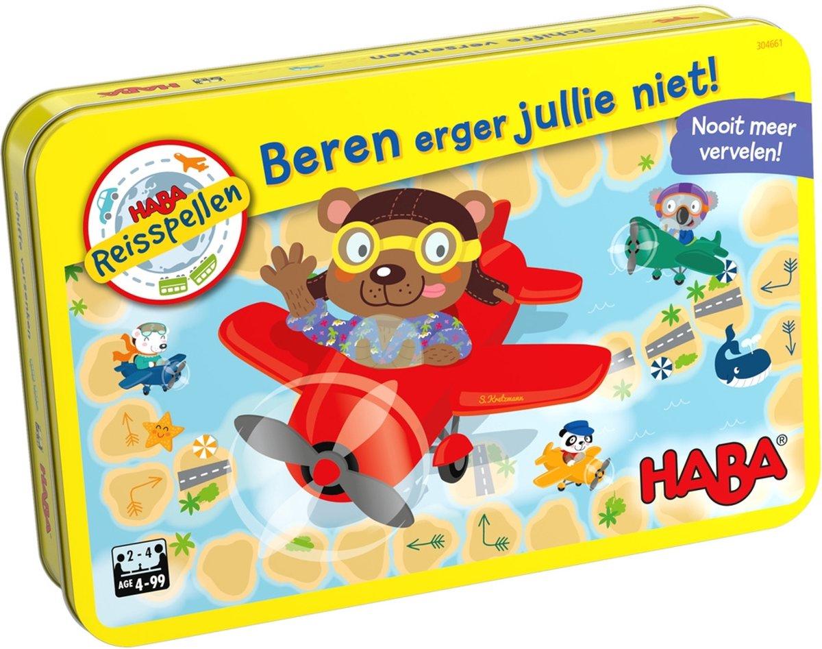 Haba Reisspel Beren Erger Jullie Niet (nl) kopen