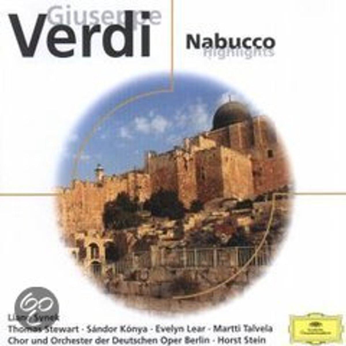 Nabucco(Highlights) kopen