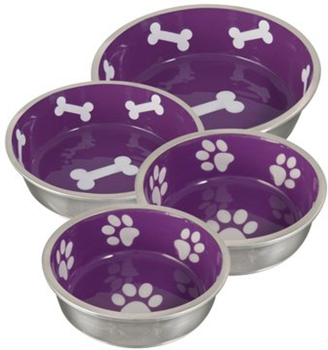 Robusto Bowl Violet Bone - Large - 1.49 L kopen