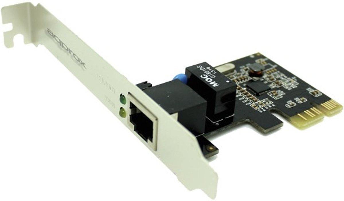 Approx appPCIE1000 Ethernet 1000 Mbit/s Intern kopen