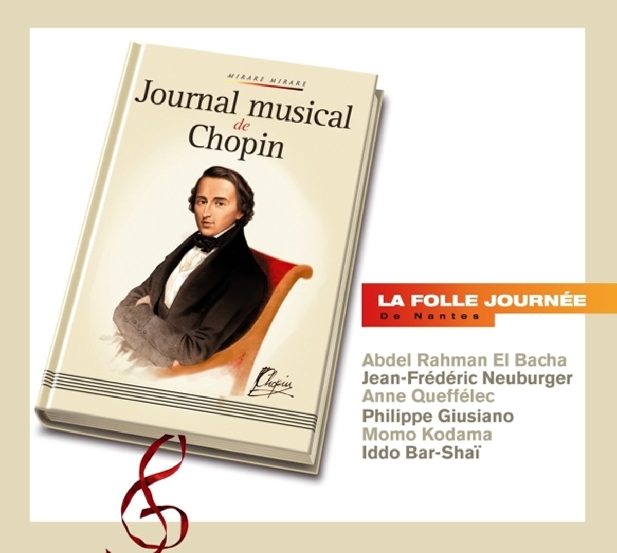 Journal Musical De Chopin kopen