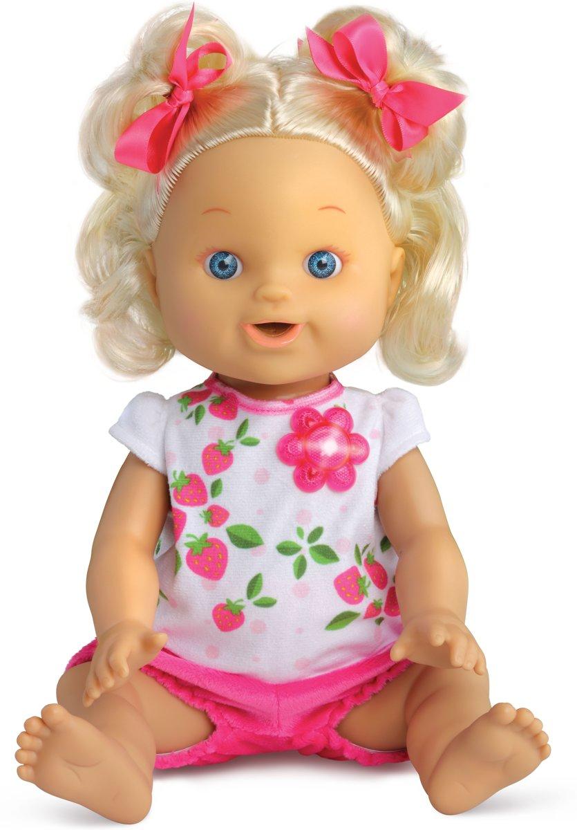 VTech Little Love Zoë Gaat Op Het Potje - Babypop