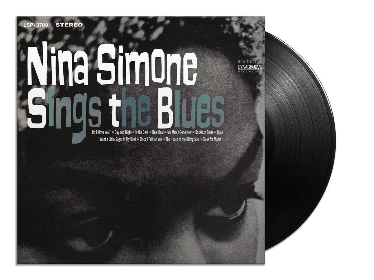 Nina Simone - SINGS THE BLUES   LP kopen