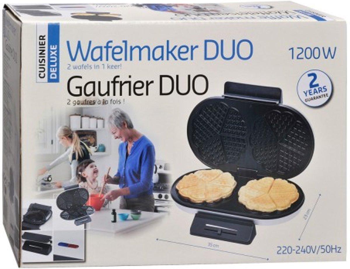 Cuisinier Deluxe wafelmaker kopen