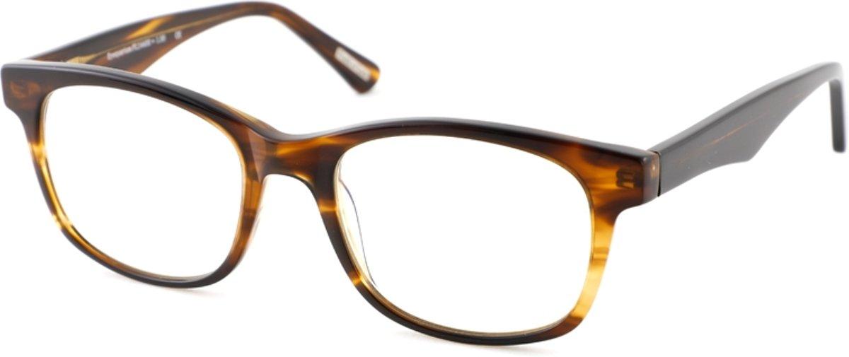 Leesbril Frank and Lucie Eyequarium FL14400 Amber Brown-+1.00 kopen