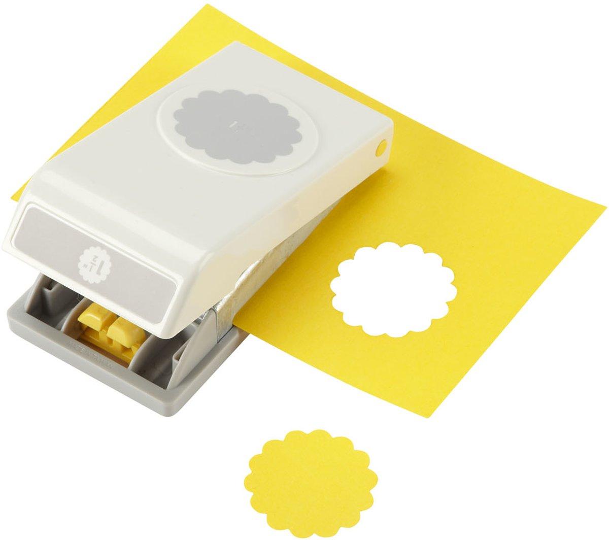 EK Tools Figuurpons Cirkel Schulp 3,8 cm kopen