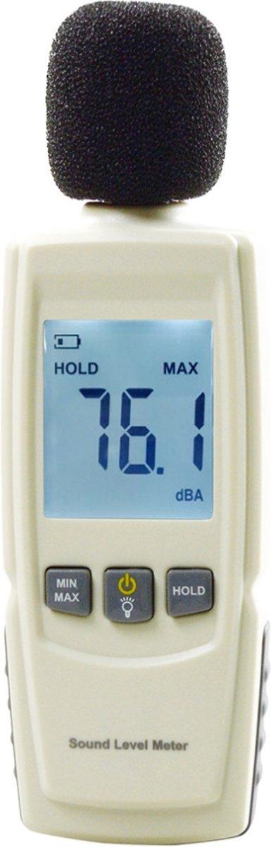 Digitale Geluidsmeter / Decibelmeter - Meter Geluid / Sound / Decibel / DB kopen