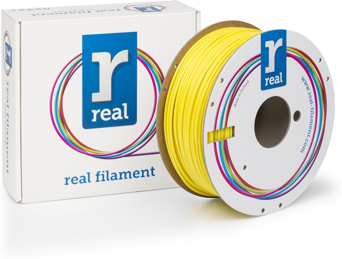 REAL Filament PETG geel 2.85mm (1kg) kopen