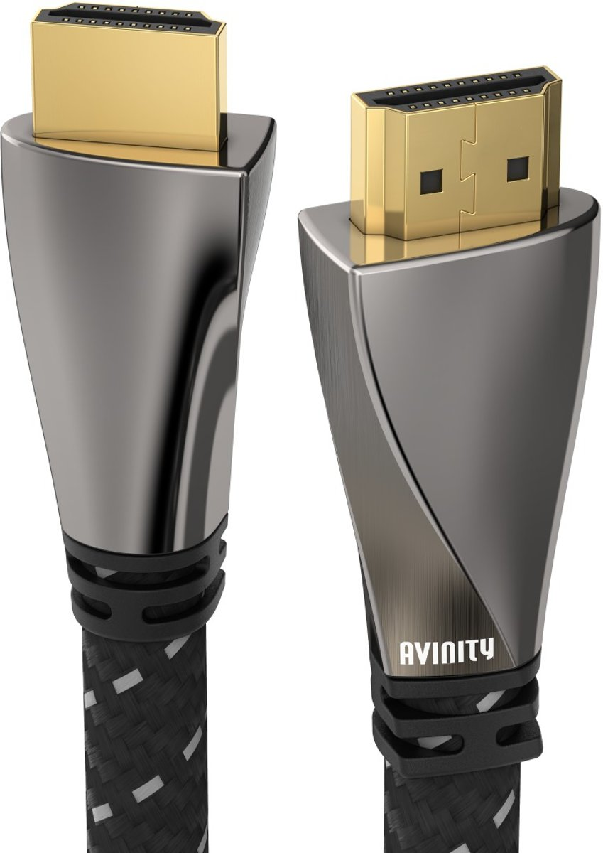 Avinity High-speed HDMI™-kabel, con. - con., stof, filter, verguld, ethernet, 7 m kopen
