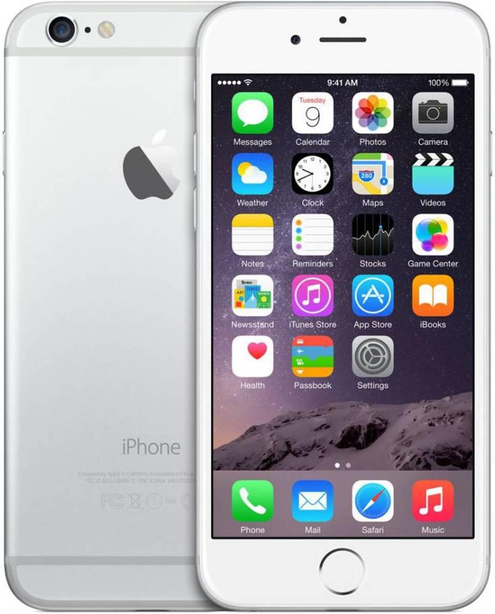 Apple iPhone 6 - 64GB - Zilver kopen