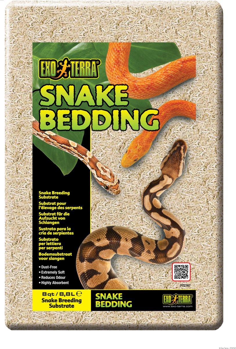 Exo Terra - Snake Bedding Substraat voor Slangen - 8,8L