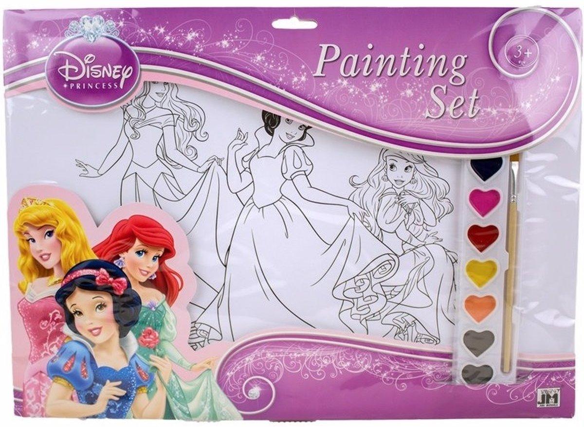 Disney A3 schilderset prinsessen type 1 kopen