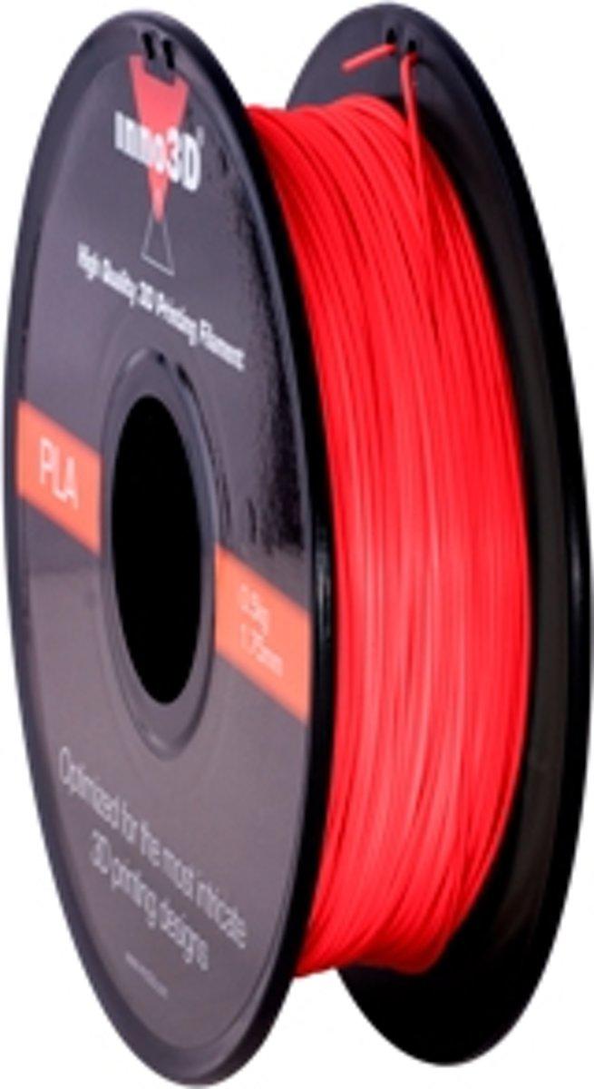 Capable Inno3d 3dp-fa175-rd05 Abs Red 500 G 3d Printers & Supplies 3dp-fa175-rd05