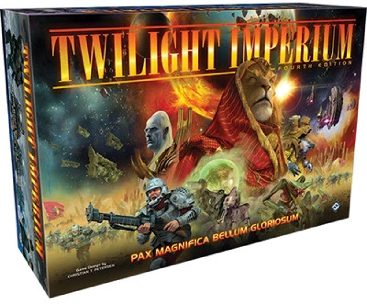 Twilight Imperium 4rd Edition