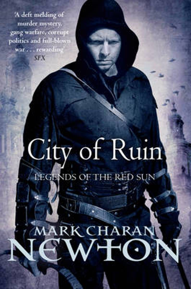 City of Ruin  Legends of th...