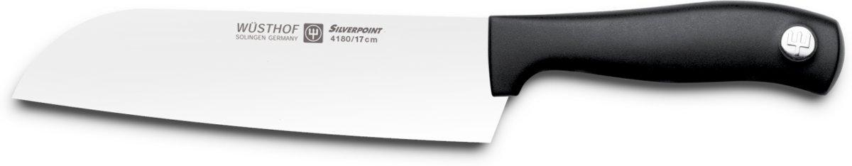 Wusthof Santoku Silverpoint 17 cm kopen