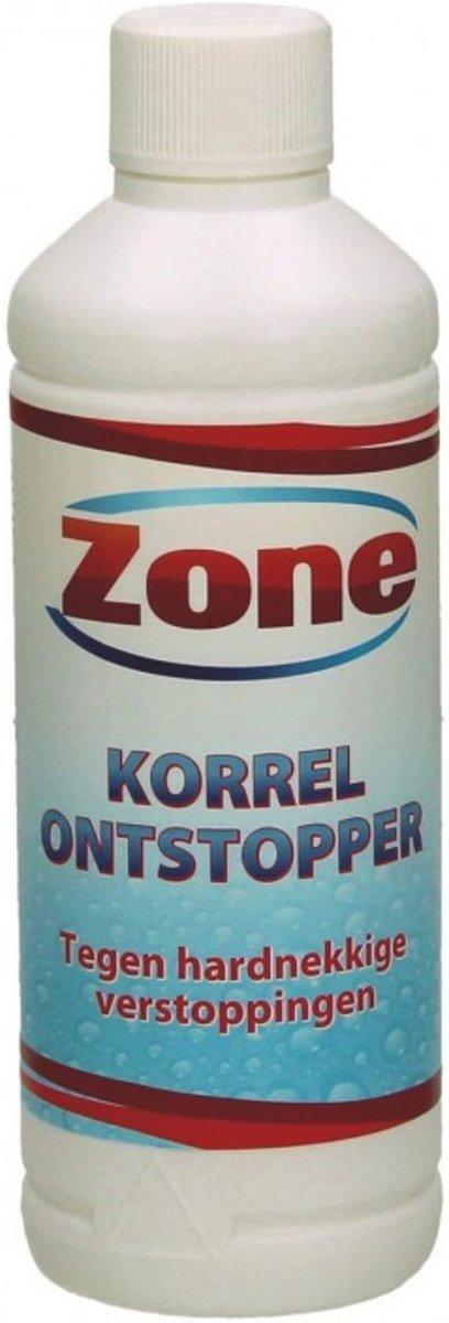 Zone ontstopper korrels 500 gram caustic soda kopen