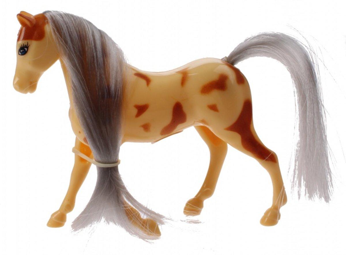 Toi-toys Kailey's Paard 9 Cm Geel/grijs kopen