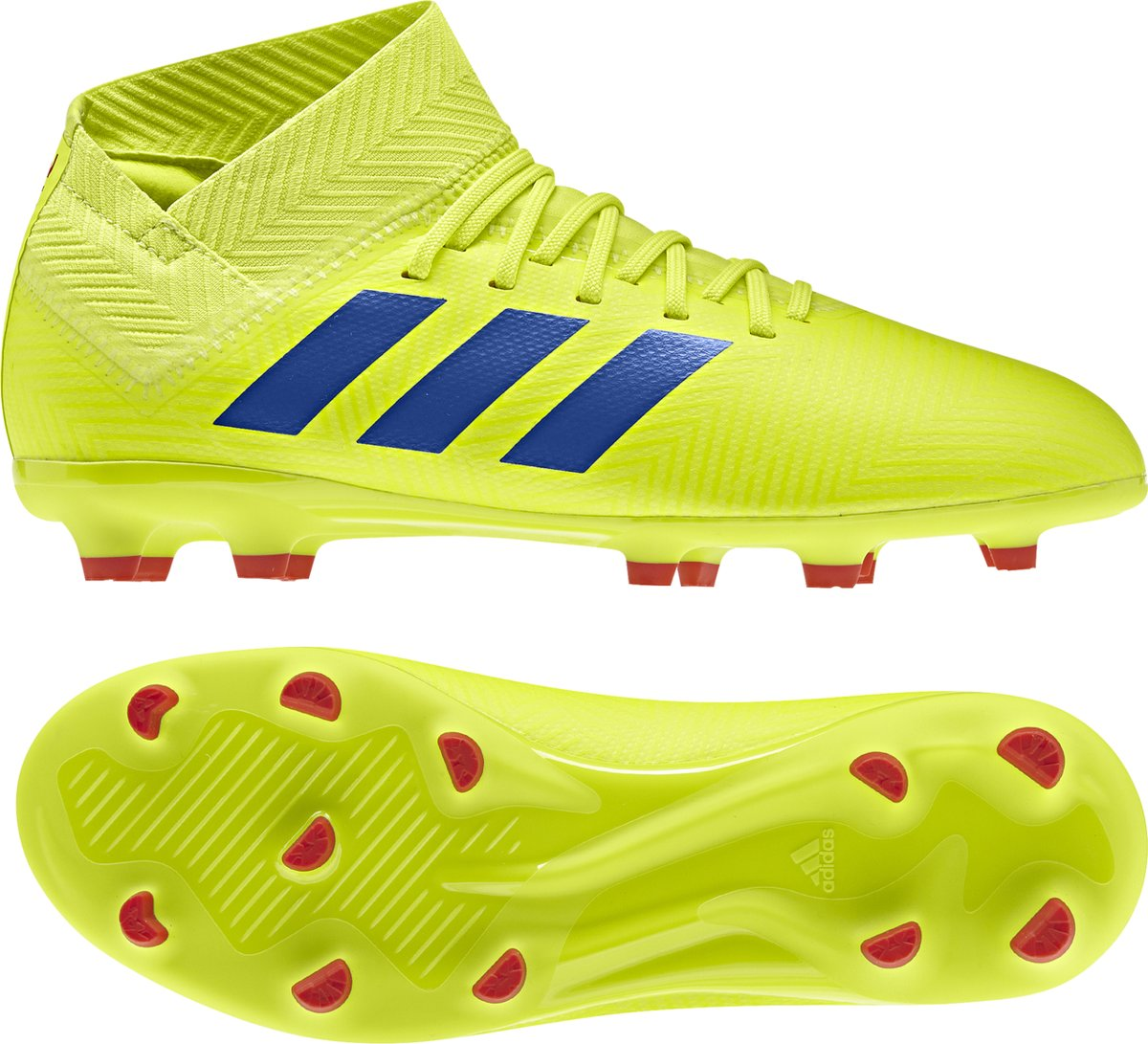 Wit BlauwGreenOrganics Adidas veldschoenen (41 14)