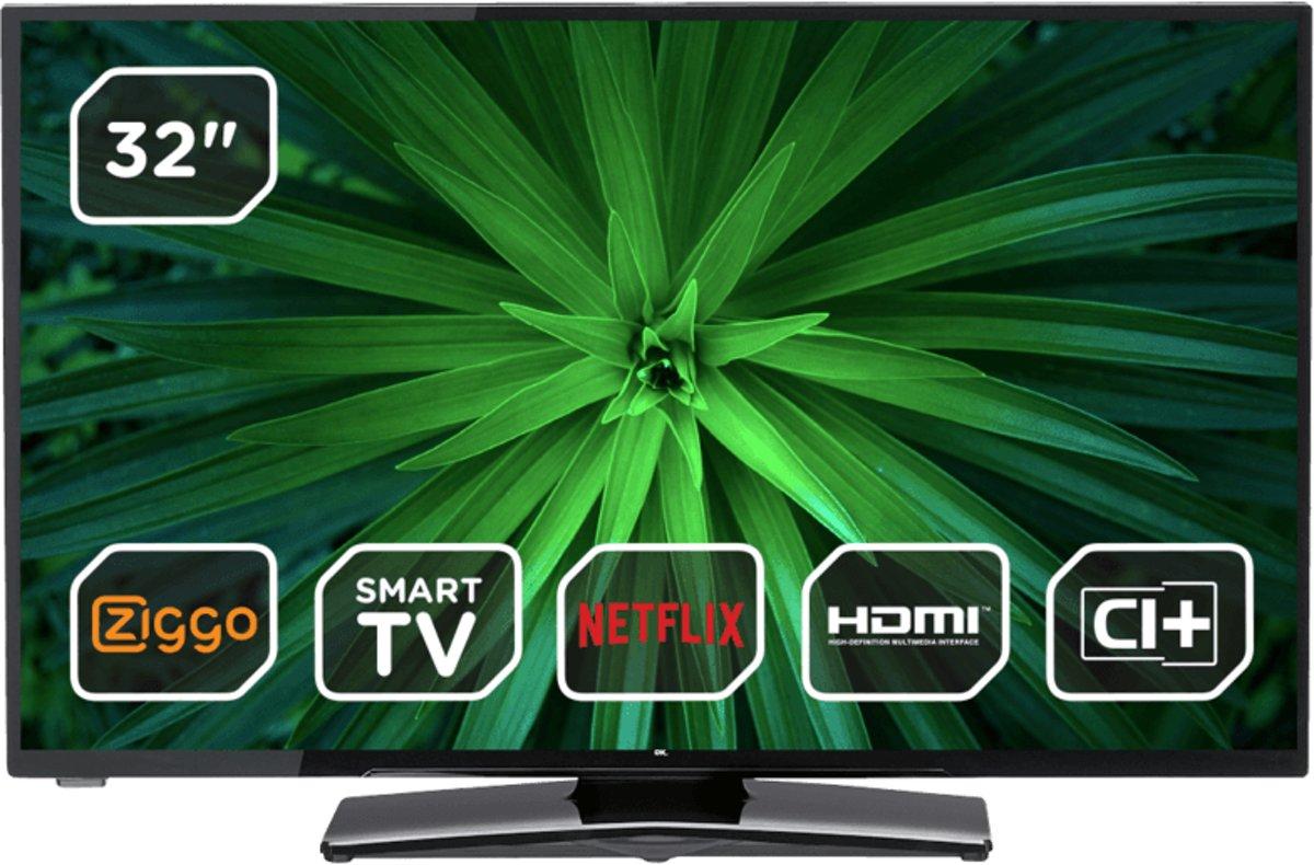 OK ODL32541H-DIB Smart Televisie