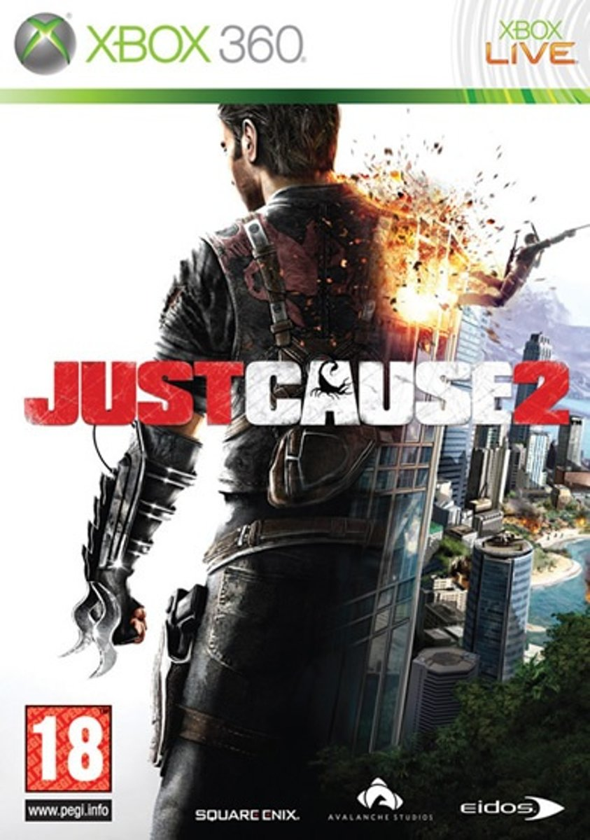 Just Cause 2 voor €1,49