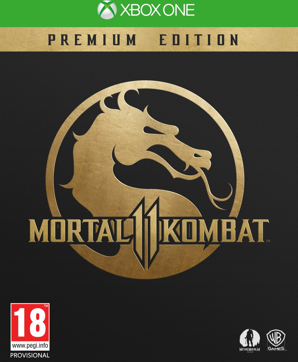 Mortal Kombat 11 - Premium Edition Xbox One